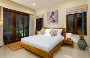 Villa Sophia Legian, Bali - Bedroom one
